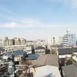オリンピックマンション第3世田谷眺望