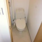 金沢シーサイドタウン並木1丁目12-4棟505号室トイレ