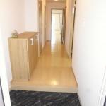 逗子ローズプラザ403号室玄関(玄関)