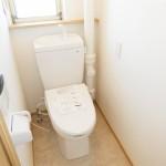 東向地団地8号棟855 トイレ(内装)