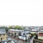 茅ヶ崎グランドハイツA棟403号室部屋からの眺望画像