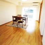 茅ヶ崎グランドハイツA棟403号室LDKの画像