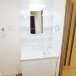 アービラ川崎802号室洗面化粧台の画像