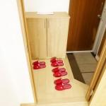 アービラ川崎802号室 玄関(玄関)