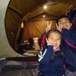 キャンプ田代1