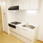アービラ川崎802号室キッチンの画像