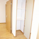 ニューライフ金沢文庫D棟504号室収納の画像