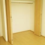 上中里団地37号棟3741号室 クローゼット(内装)