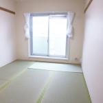 並木2-12-6棟502号室 和室(内装)