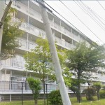 馬堀台団地4号棟 外観(外観)