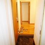 県ドリームハイツ9号棟806号室 玄関(玄関)