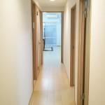 藤和ライブタウン中山5号棟505号室 廊下(内装)