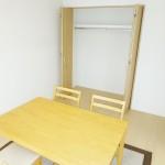マボリシーハイツ9号棟507号室洋室