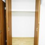メガロン丸山台705号室 クローゼット(内装)