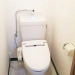 京王大和マンション707号室 トイレ(内装)