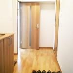 京王大和マンション707号室 玄関(玄関)
