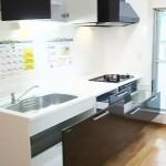 湘南長沢グリーンハイツ5-4棟403号室 キッチン