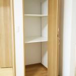 湘南長沢グリーンハイツ5-4棟403号室 収納