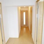 第二大船パークタウンE棟410号室 廊下(内装)