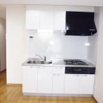 野庭団地608-7棟712号室キッチン