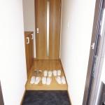 野庭団地608-7棟712号室 玄関(玄関)