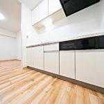 ネオコーポ八王子605号室キッチン
