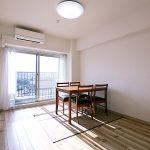南側洋室約6帖(寝室)