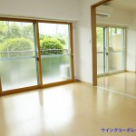 ニューライフ武蔵野台F棟102号室洋室