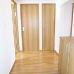 ゆったりした玄関スペース(玄関)