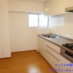 チュリス平塚913号室キッチン