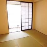 磯子台パークハイツ14号棟403号室和室