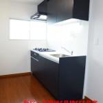 新桜ヶ丘団地5号棟555号室キッチン