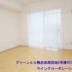 グリーンヒル鴨志田西団地6号棟402号室洋室