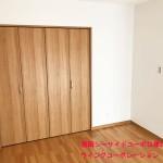 富岡シーサイドコーポG棟302号室クローゼット