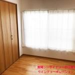 富岡シーサイドコーポG棟302号室ダイニングキッチン