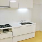 藤和大口コープ105号室キッチン