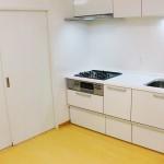 藤和大口コープ105号室ダイニングキッチン