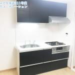 ライフコア久里浜311号室キッチン