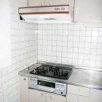 湘南保土ヶ谷マンション5号棟101号室キッチン4