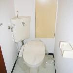 湘南保土ヶ谷マンション5号棟101号室トイレ