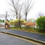 すぐ南側に永田台公園があります。徒歩1分(周辺)