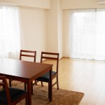 鹿沼公園ハイリビング513号室リビング2