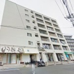 日清横浜第一コーポ外観
