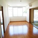 横浜永田町サンハイツ402号室リビング