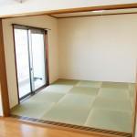 横浜永田町サンハイツ402号室和室