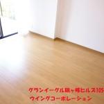 グランイーグル鶴ヶ峰ヒルズ105号室洋室