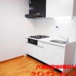 六浦荘団地B棟401号室キッチン2