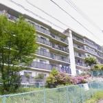戸塚芙蓉ハイツC5号棟外観2アップ