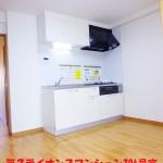 第2ライオンズマンション306号室キッチン