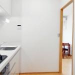 ホーユウパレス北久里浜505号室キッチン